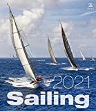 Sailing Calendar - Calendars 2020 - 2021 Wall Calendar - Poster Calendar by Helma