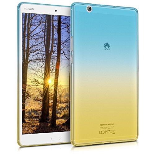 kwmobile Huawei MediaPad M3 8.4 Hülle - Silikon Tablet Cover Case Schutzhülle für Huawei MediaPad M3 8.4