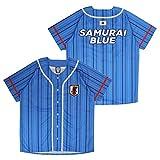 サッカー日本代表 ベースボールシャツ 2020 XL
