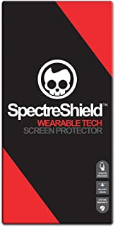 Spectre Shield (8 Pack) Screen Protector for Fitbit Inspire 2 Accessory Fitbit Inspire 2 Screen Protector Case Friendly Fu...