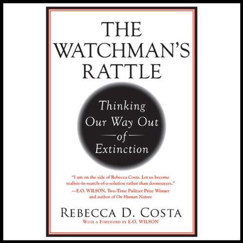 The Watchman's Rattle audiobook cover art