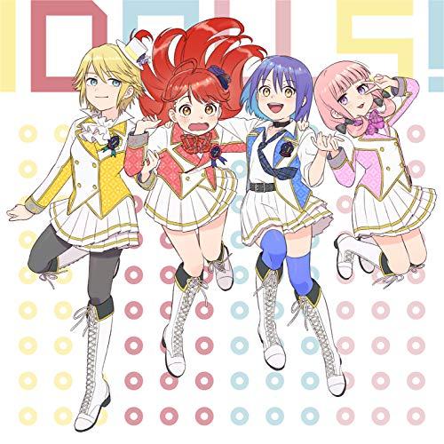 TVアニメ『アイドールズ! 』オープニング・エンディング・挿入歌シングル「WE ARE THE ONE/夢みてさめても/Special Story」(CD)