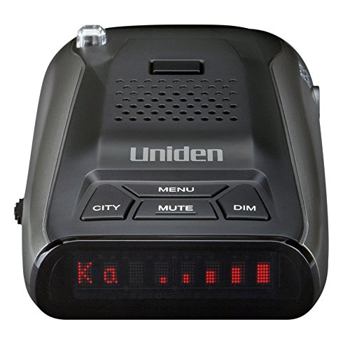 Best Buy! Uniden DFR5 Long Range Radar/Laser Detection