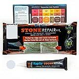 MagicEzy Stone REPAIRezy™ – Stone Fix - Granito, Mármol, Kit de reparación de grietas de travertino - Rellenos y daños de colores rápidamente - Azulejos y encimeras ...