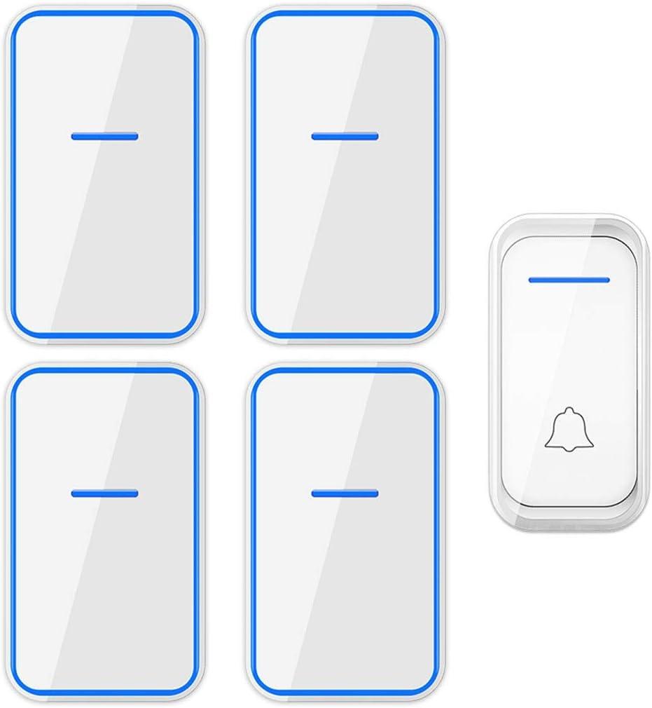 Door Bell for Office Home Wireless Wir Store Inventory cleanup selling sale Waterproof Max 86% OFF Doorbell