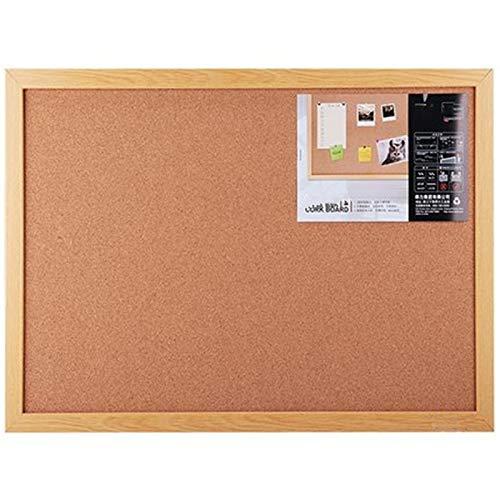 Albo Avviso Avviso Bacheca Board Board Photo Parete Bacheca PROPAGANA Sfondo Scheda Nota Adatto per Ufficio E Casa (Colore : Natural, Size : 30x40cm)