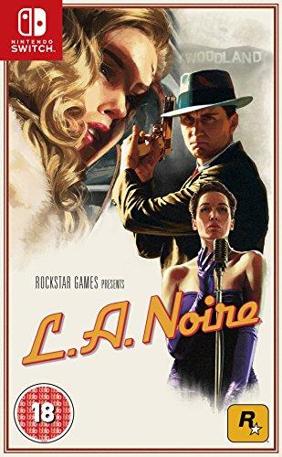 Take 2 - LA Noire /Switch (1 Games)