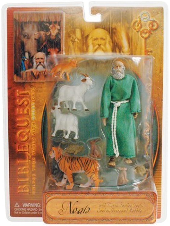 BibleQuest  Noah Action Figure by BibleQuest