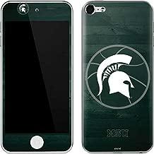 Michigan State University iPod Touch (6th Gen, 2015) Skin - Michigan State Basketball Courtside Vinyl Decal Skin for Your iPod Touch (6th Gen, 2015)