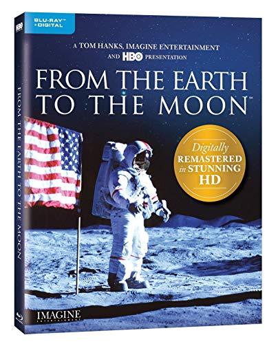 From The Earth To The Moon [Edizione: Stati Uniti] [Italia] [Blu-ray]