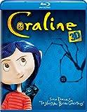 Coraline (Blu-ray 3D / DVD Combo)