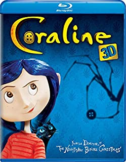 Coraline [Blu-ray 3D + Blu-ray + DVD] (B004FM2F9I)   Amazon price tracker / tracking, Amazon price history charts, Amazon price watches, Amazon price drop alerts