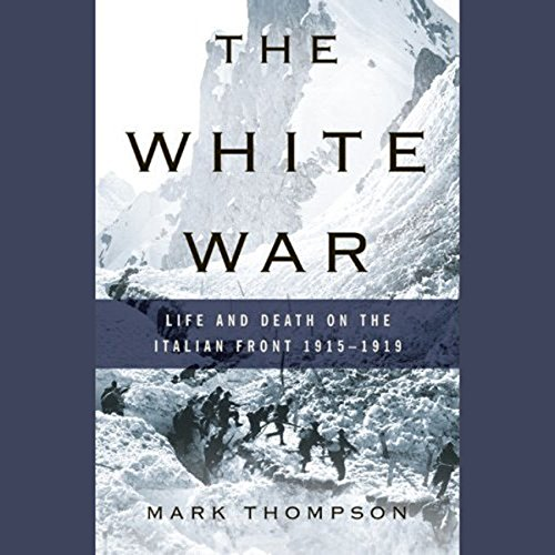 The White War cover art