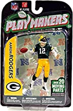 NFL Green Bay Packers McFarlane 2012 Playmakers Series 3 Aaron Rodgers Action Figure