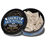 Smokey Mountain Pouches - Arctic Mint - 1-Can - Nicotine-Free and Tobacco-Free