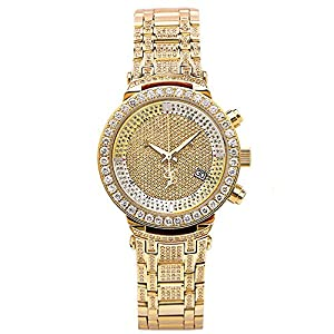 Joe Rodeo MASTER LADY JJML12 Diamond Watch Sale and Now and review image