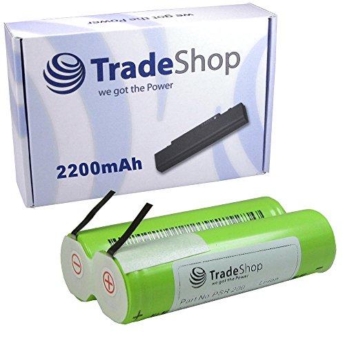 Batería de ion de litio 7,2V/7,4V/2200mAh para multilijadora Bosch Prio PSR200,batería de litio 7,2V para atornillador, sustituye a Bosch BST200