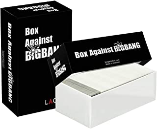Box Against Bigbang With 298 Cards - Party Game