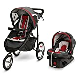 2 in 1: Graco Jogging Stroller with Car Seat Combo Review