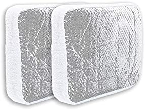 """Cynder 02061 Camper RV Vent Insulator Pillow with Reflective Surface Shield Fits Standard RV Vents (14"""") Two Pack"""