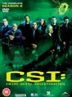CSI - Crime Scene Investigation - Season 2