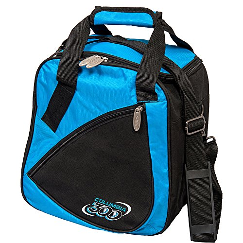 Columbia C300 Team Single Tote Bolsa de Bolos, Color Azul, tamaño Talla...
