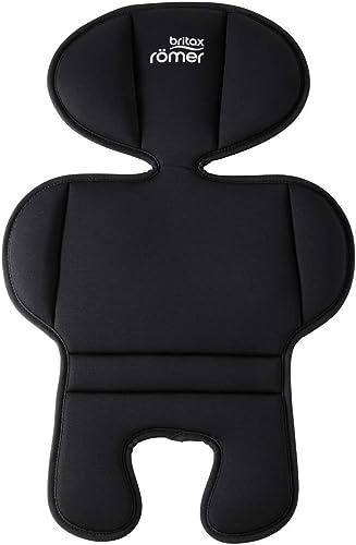BRITAX RÖMER Insert nourrisson pour siège auto DUALFIX 2 R, Rembourré et confortable pour les nouveau-nés, Black