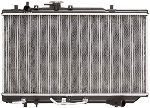 Premium CU1626 Complete Radiator for