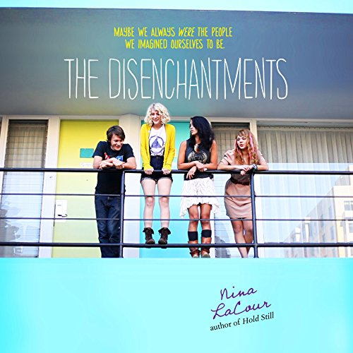 The Disenchantments audiobook cover art