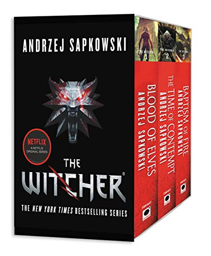 Compare Textbook Prices for The Witcher Boxed Set: Blood of Elves, The Time of Contempt, Baptism of Fire Translation Edition ISBN 9780316438971 by Sapkowski, Andrzej,French, David A