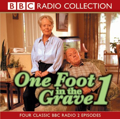 One Foot In The Grave 1 audiobook cover art