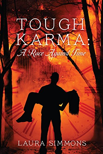 Book: Tough Karma - A Race Against Time by Laura Simmons