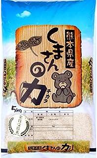 無洗米 プロが選ぶ一等 米 食味ランク 特A くまさんの力 5kg 精米 福岡県産