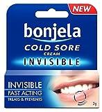 Bonjela Cold Sore Cream Invisible 2g by Bonjela