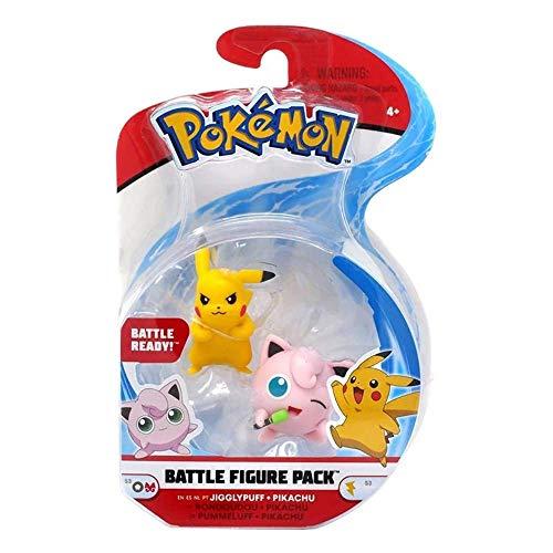 Pack Pokemon Pikachu & Rondoudou