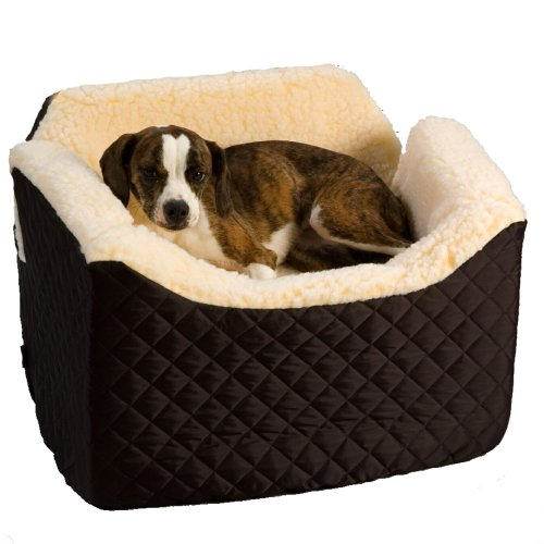 Pet Car Seat - Lookout I Medium (Black) (22'W)