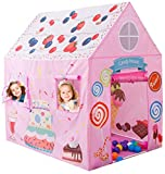 ARHA IINTERNATIONAL Jumbo Size Extremely Light Weight , Water Proof Kids Play Tent House for 10 Year Old Girls and Boys (Fire Station)