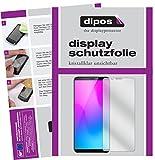 dipos I 2X Schutzfolie klar kompatibel mit Nubia Z18 Mini Folie Bildschirmschutzfolie