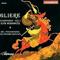 Gli猫re: Symphony No. 3 (1992-10-28)