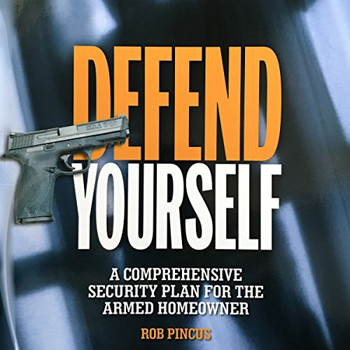Defend Yourself audiobook cover art