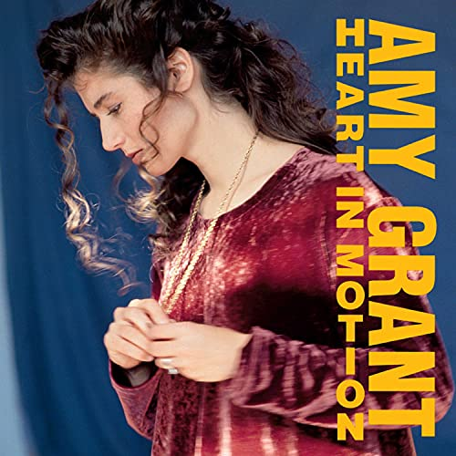 Album Art for Heart In Motion (30th Anniversary) by Amy Grant