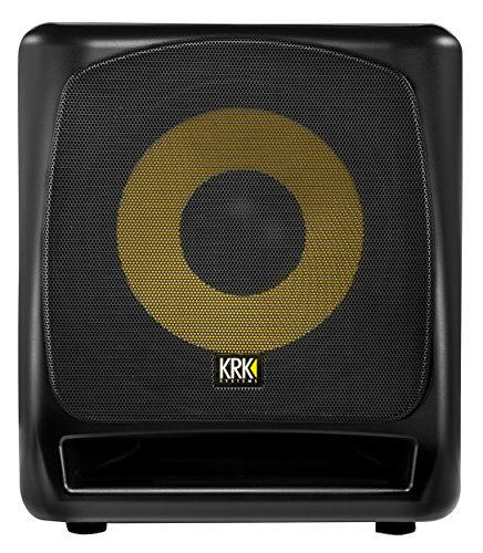 KRK 12S2 V2 12' 220 Watt Powered Studio Subwoofer