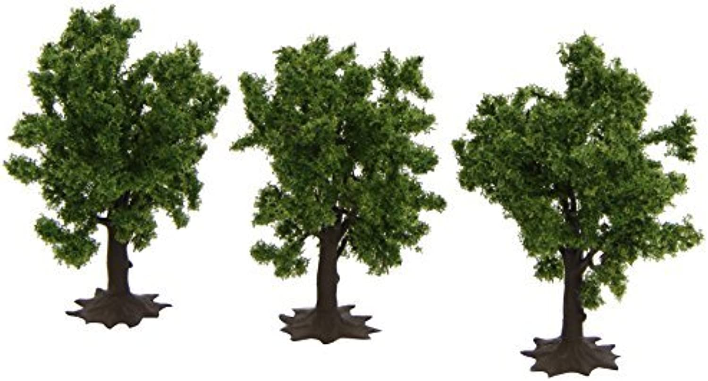 Noch 25110 3 Plum Trees Grün by Noch B01C6NWGWI Rabatt  | Verrückter Preis