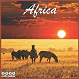 Africa 2021 Calendar: 2021 Official Africa Wildlife Calendar 18 Months The Beauty of Africa