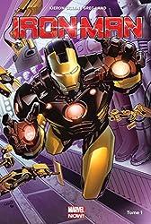 Iron-man marvel now - Tome 01 de GILLIEN-K+LAND-G