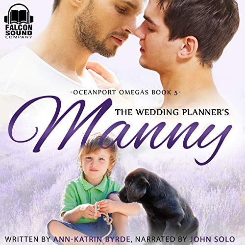 The Wedding Planner's Manny audiobook cover art