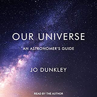Our Universe audiobook cover art