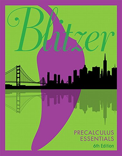 Precalculus Essentials Plus MyLab Math with eText -- 24-Month Access Card Package (5th Edition)