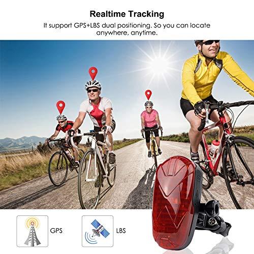 GPS Tracker Fahrrad