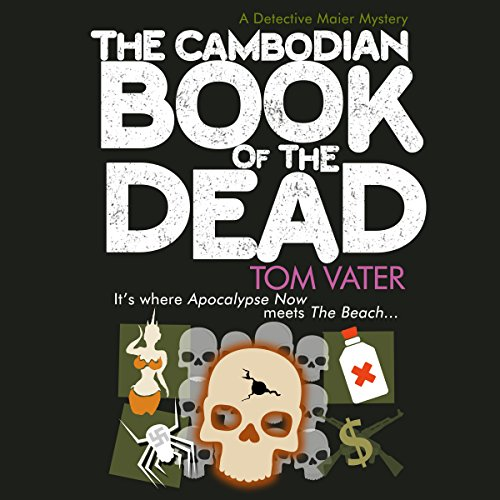 Cambodian Book of the Dead, The cover art